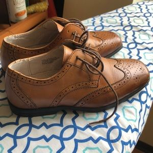 Dress shoes for boy # 4.5